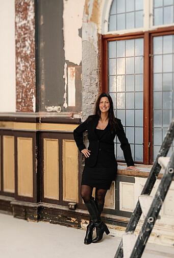 Linda Alm er hotelldirektør på Hotel Mårtenson i Halmstad. (Foto: Hote Mårtenson)