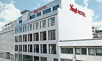 Kristiansand-hotell er konkurs