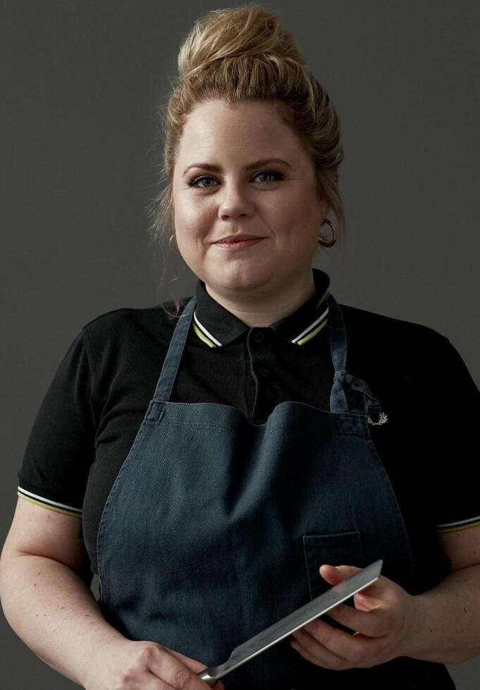 Renee Fagerhøi. (Foto: Stiftelsen Norsk Gastronomi)