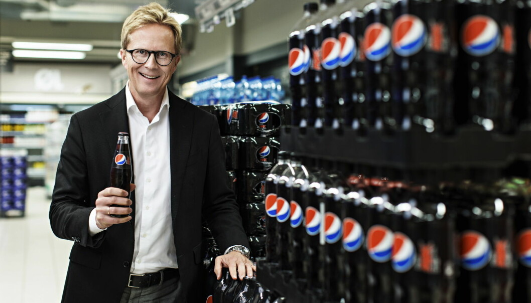 Administrerende direktør i Ringnes, Anders Røed, ser frem til å jobbe videre med myndighetene om sukkerreduksjon. (Foto: Ringnes)