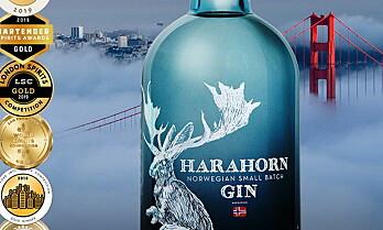 Harahorn – norsk ginsuksess