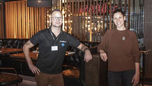 Restaurant satser på miljøvennlige hygieneløsninger