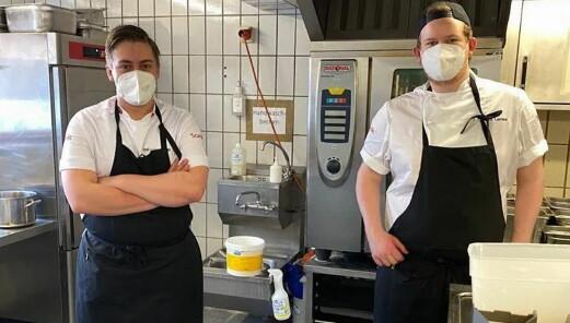 Scandic-kokker skal lage den norske VM-maten