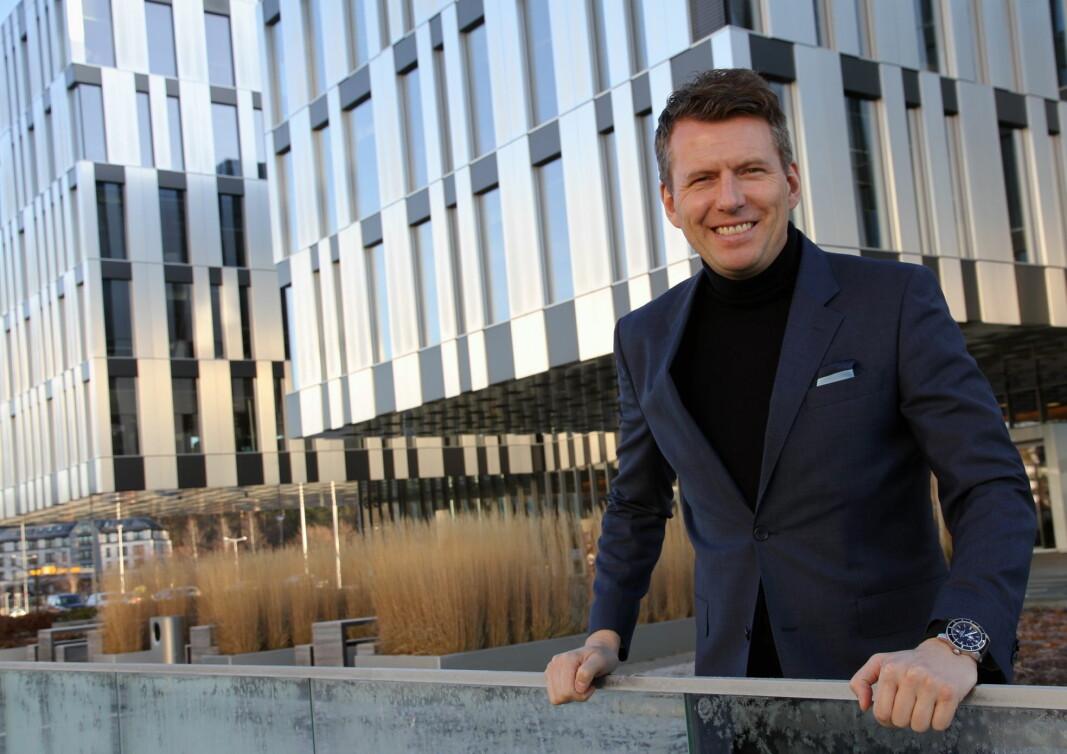 Olav Langli har startet White Pelican Group, som blant annet vil innbefatte hotellkjeden Nubi Hotels. (Foto: Morten Holt)