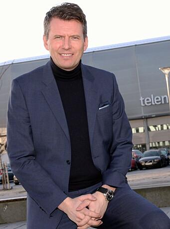 Olav Langli har nesten 25 års fartstid i servicebransjen. (Foto: Morten Holt)