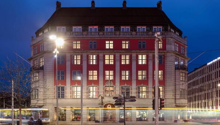 Amerikalinjen er med i Nordic Hotels & Resorts. (Foto: Francisco Nogueira)