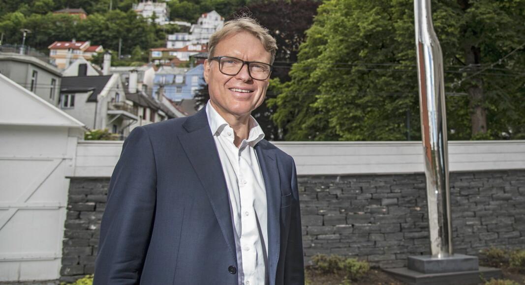 – Basert på sine erfaringer med BW Hotel Group og den aktuelle pandemisituasjonen, ønsker selskapene å stå fritt på nåværende tidspunkt, sier Kjetil Smørås på vegne av styret. (Foto: De Bergenske)