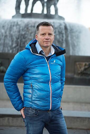 Thomas Elvsaas er daglig leder for Konferansehoteller.no. (Foto: Konferansehoteller.no)