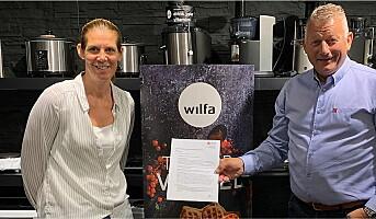 Wilfa blir ny partner for NKL