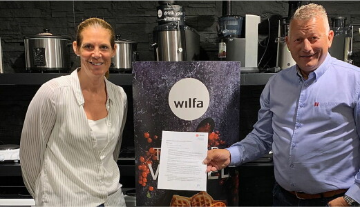 Wilfa blir ny partner for NKL