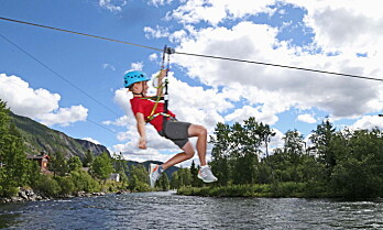 Ny driver av klatreparken Høyt & Lavt i Hemsedal