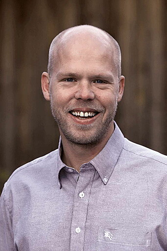 Richard Taraldsen. (Foto: Destinasjon Hemsedal)
