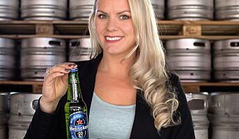 Satser alkoholfritt med Heineken 0.0