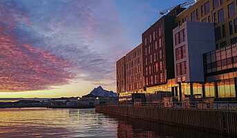 Nytt Thon-hotell i Svolvær