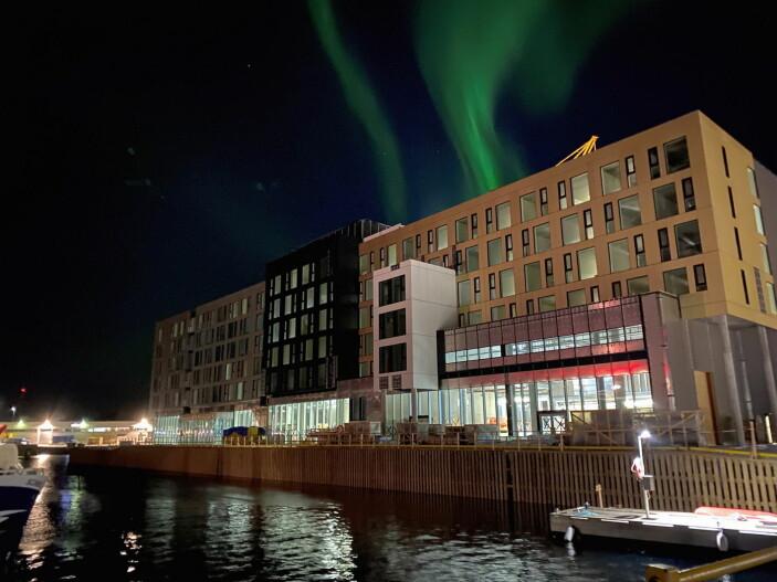 Thon Hotel Svolvær. (Foto: Thon Hotels)