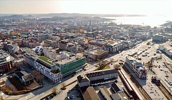 Citybox vokser kraftig i Kristiansand