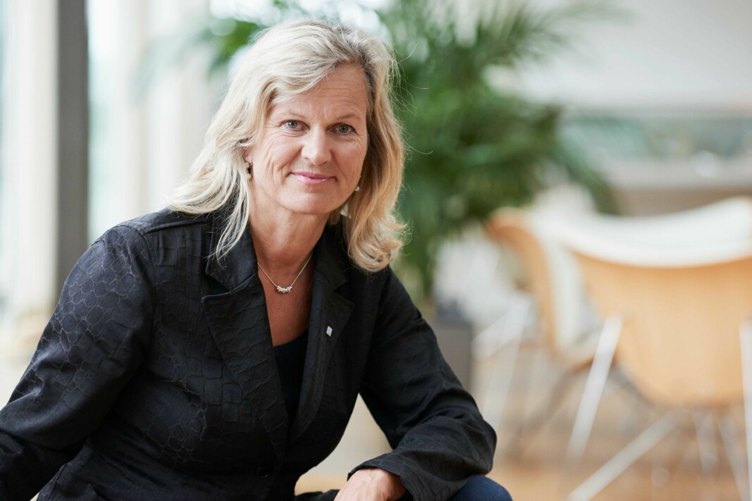 Kristin Krohn Devold, administrerende direktør i NHO Reiseliv. (Foto: Per Sollerman)