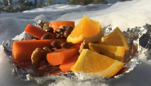 Appelsinens høytid