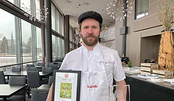 Nordnorsk kokk ble «Årets kjøkkensjef»