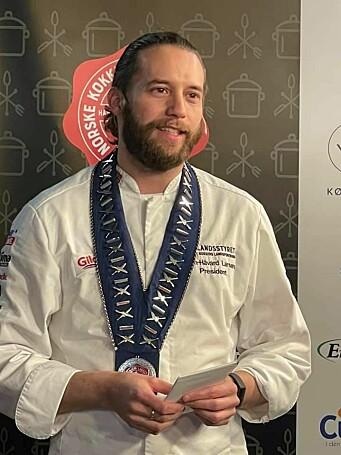 Kim-Håvard Larsen. (Foto: NKL)