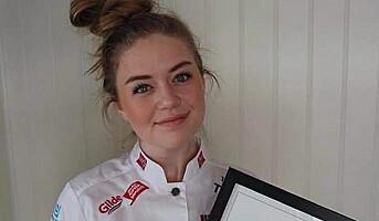 «Årets Young Chef 2020» i NKL