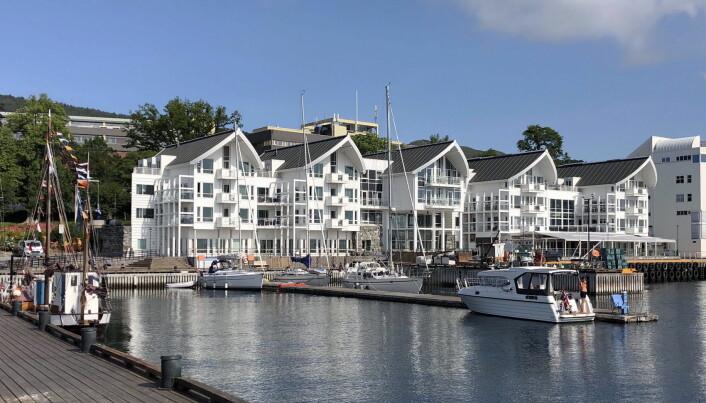 Hotell Molde Fjordstuer er et av hotellene i Classic Norway Hotels. (Foto: Classic Norway Hotels)