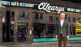 O'Learys kjøper Harrys