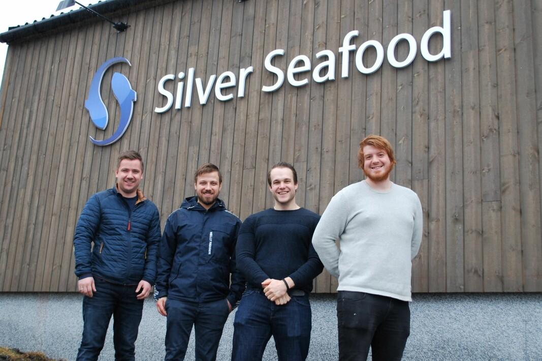 Silver Seafood inngår samarbeid med Lerøy Sjømatgruppen. (Foto: Silver Seafood)