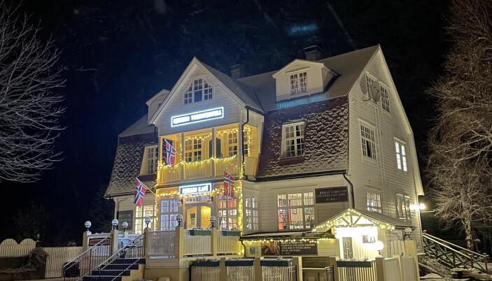 Fjellro turisthotell har fått nye eiere. (Foto: Hotellet)
