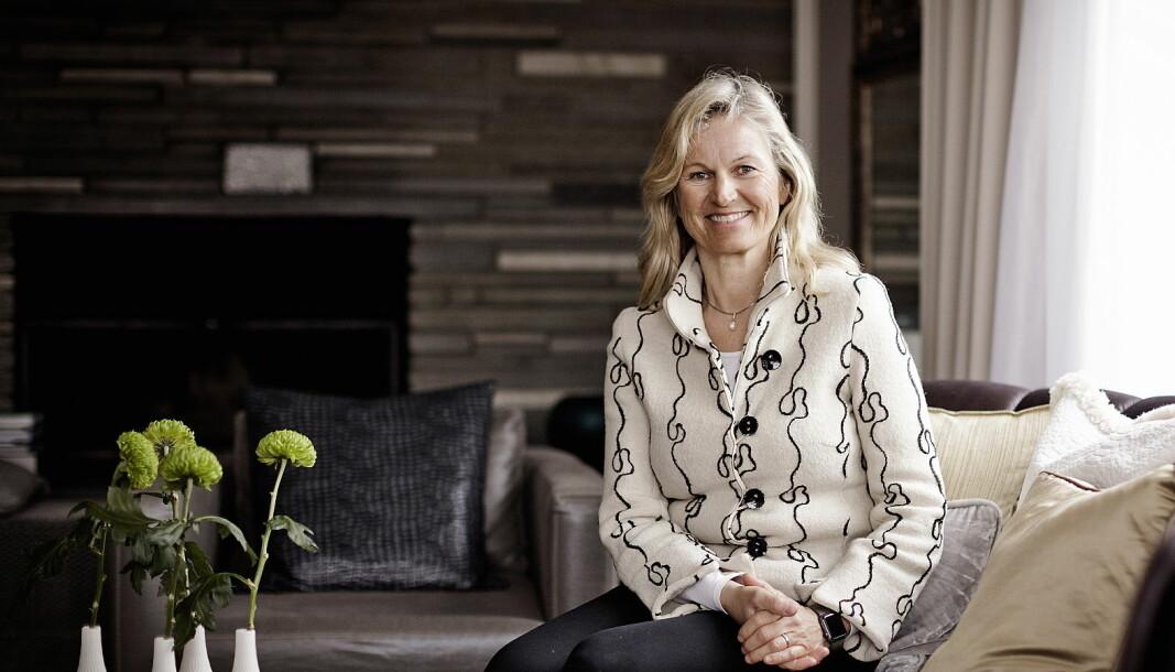 Administrerende direktør i NHO Reiseliv, Kristin Krohn Devold.