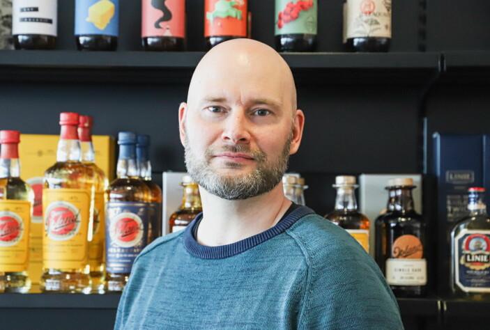 Produktutvikler hos Arcus, Morten Paulsen. (Foto: Arcus)