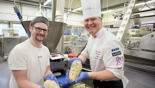 Kjøkkensjef lanserer villmarksbrød