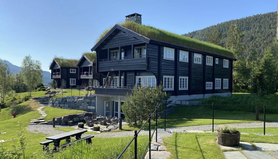 Storfjord Hotel.