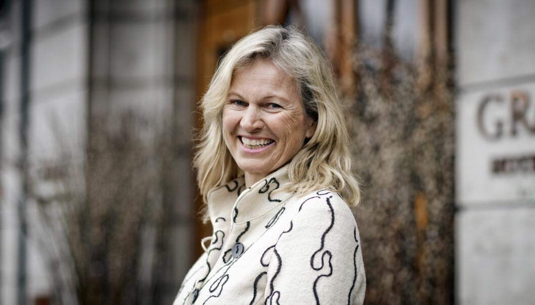 Administrerende direktør i NHO Reiseliv, Kristin Krohn Devold