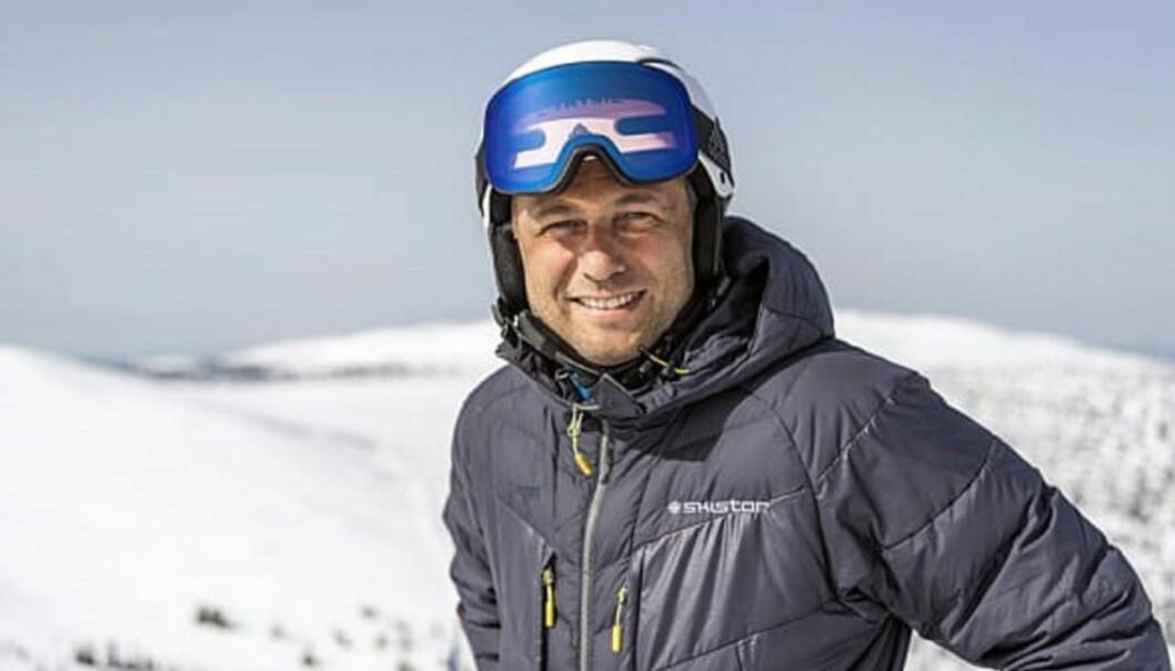 Helge Bonden. (Foto: Skistar Trysil)