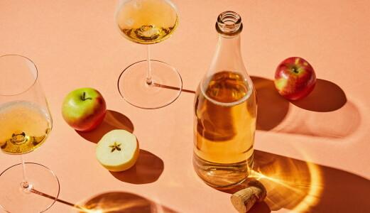 Dette er Norges beste sider, eplemost og fruktvin