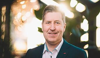Tar over ledelsen i Scandic Norge