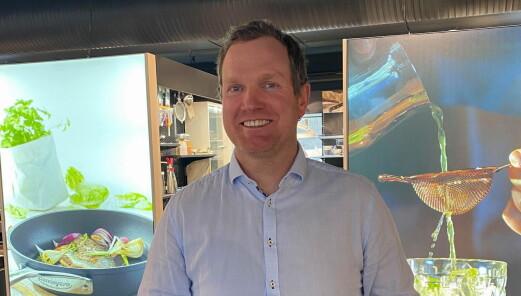 Blir salgssjef for Culina Oslo