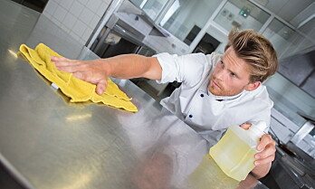 Gjester bruker dobbelt så mye når restauranten er ren