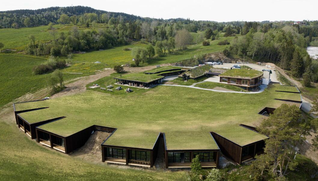 Øyna Kulturlandskapshotell er et av de fem hotellene som er med i prosjektet. (Foto: Øyna Kulturlandskapshotell)
