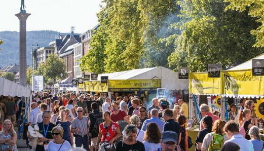 Tror på drømmehelg med Trøndersk Matfestival