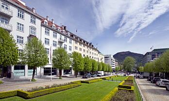 Tror på rekordsommer på sine hoteller