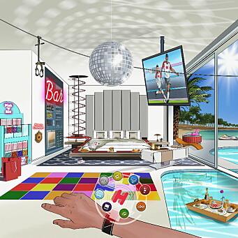 Illustrasjon: Hotels.com