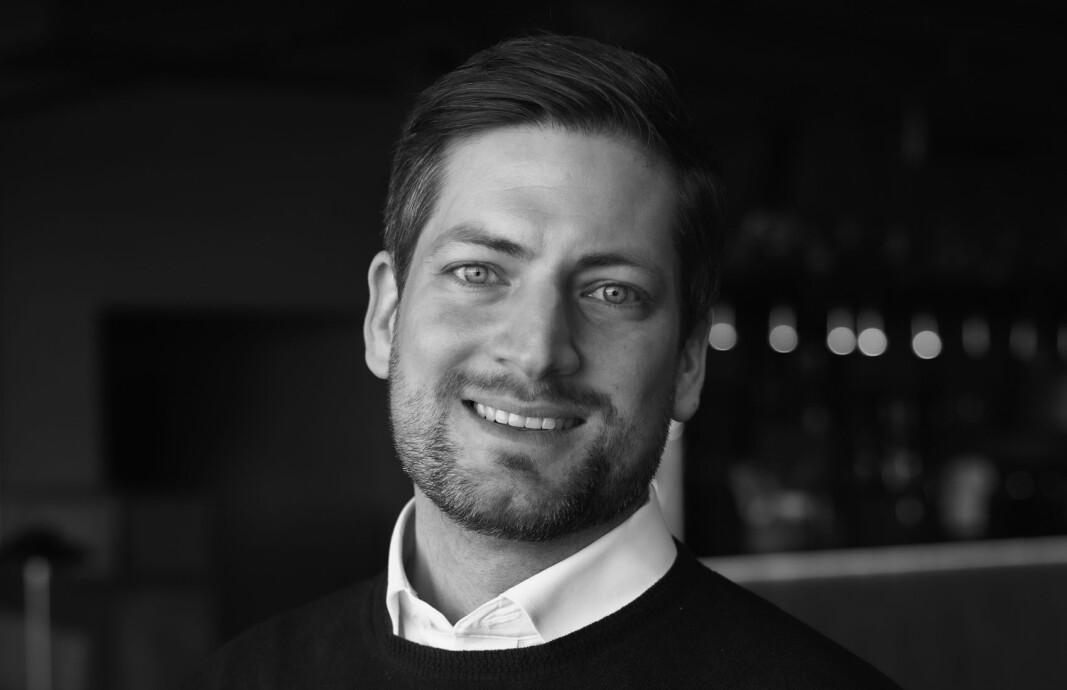 Christian Ericsson blir ny F&B-direktør på Lily Country Club. (Foto: Lily Hospitality Group)