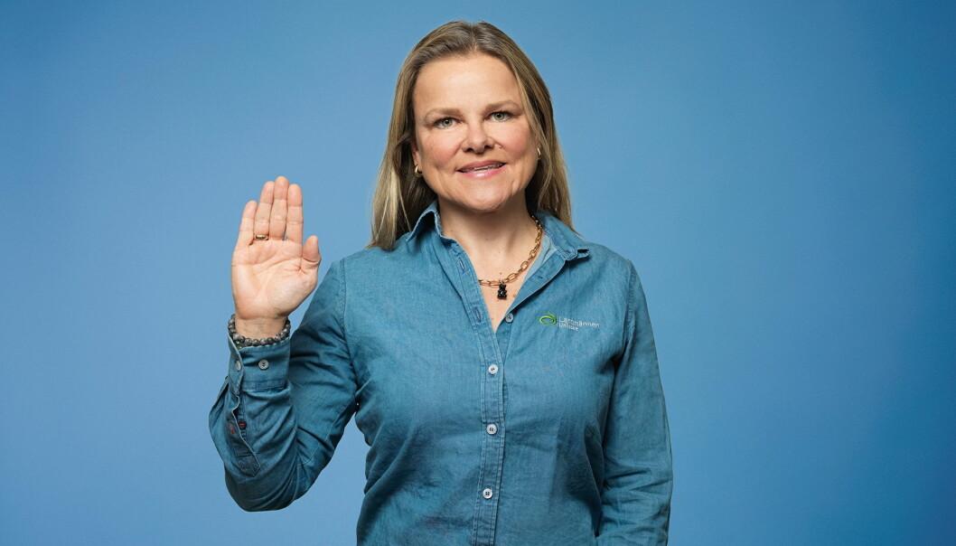 Markeds- og innovasjonsdirektør i Lantmännen Unibake, Aina Hagen. (Foto: Lantmännen Unibake/Familie Lima Borgos)