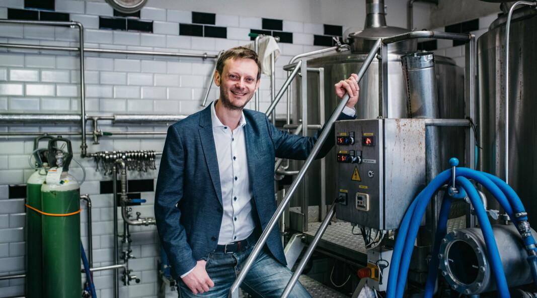 Direktør i Bryggeri- og drikkevareforeningen (BROD), Erlend Vagnild Fuglum.