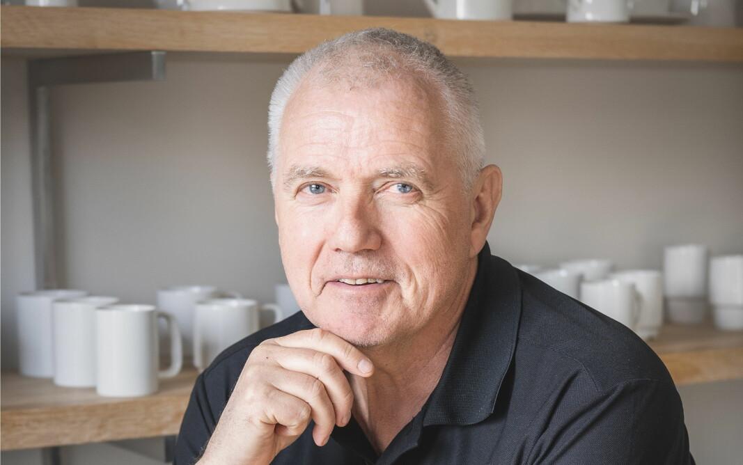 Marthon Tjessem har takket av etter 44 års tjeneste for Figgjo.