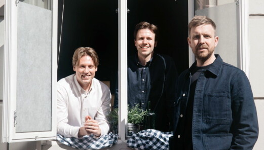 Sultne Gutter lanserer takeaway-restaurant