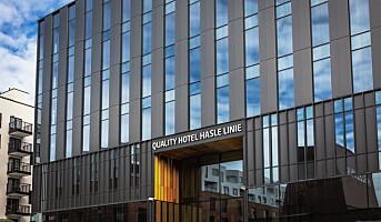 Skal lede splitter nytt Oslo-hotell