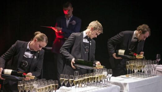 Vinkelner-NM flyttes til Trondheim